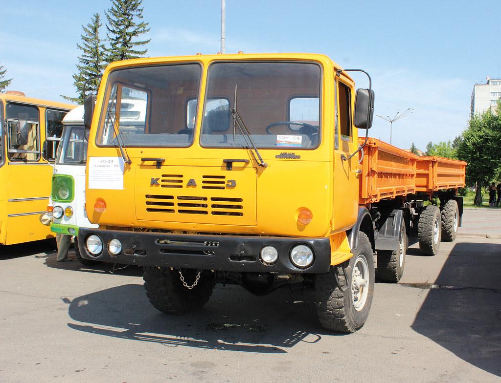 КАЗ-4540 Колхида