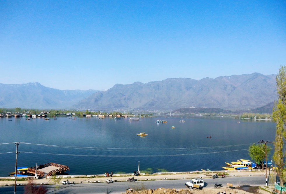 Dal Lake Everywhere