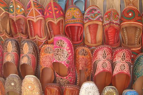 Jaisalmern Fort1-11當地手工藝品