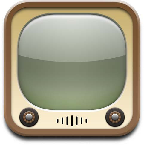 YouTube iPhone app icon