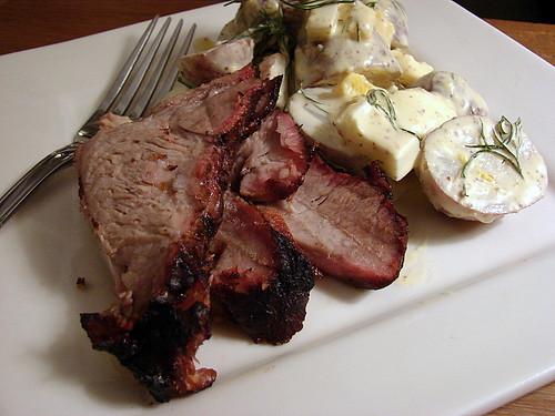Dinner:  April 12, 2008
