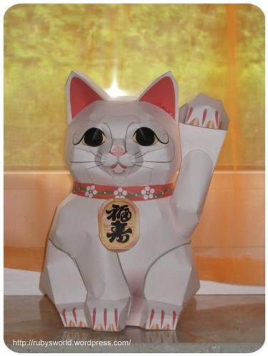 Maneki Neko - Glückskatze
