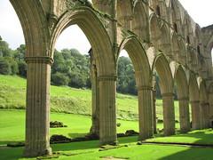 Rievaulx Abbey, Yorkshire, England