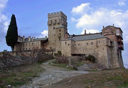 Stavroniketa Monastery