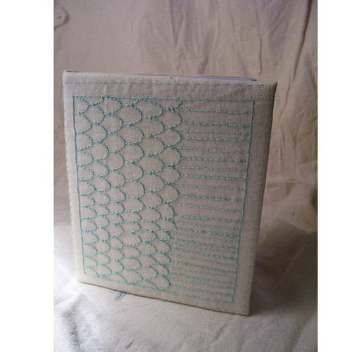 Embroided Scales Book