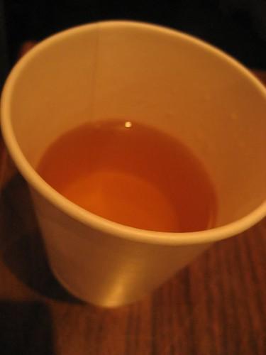 rye tea