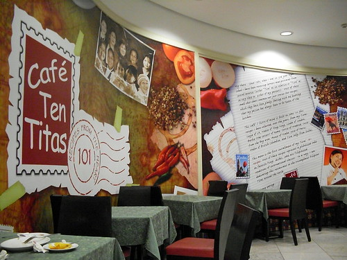 Cafe Ten Titas at Gateway