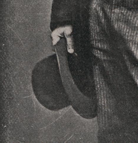 El sombrero de Walt Whitman 4560984373_92761a934f_o