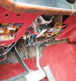 taurus electric fan installed pics lots of pics  [ 1024 x 768 Pixel ]