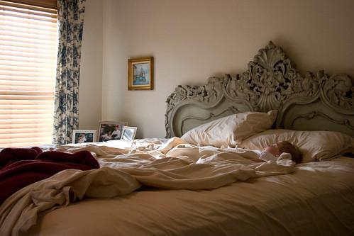 Little Boy, Big Bed