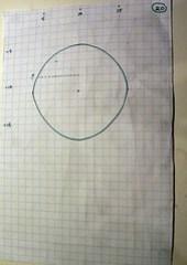 Programmed circle