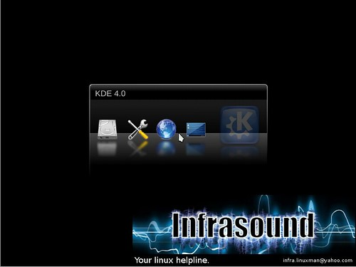 KDE4 Startup by you.