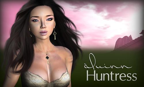 Aluinn-Huntress-Blog