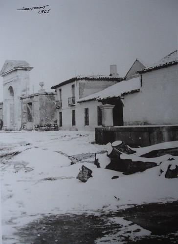 Alrededores de la Puerta de Madrid