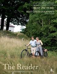 the reader, paseando en bicicleta