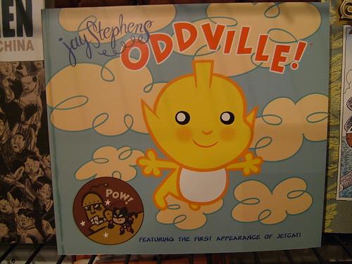 Oddville - Jay Stephens