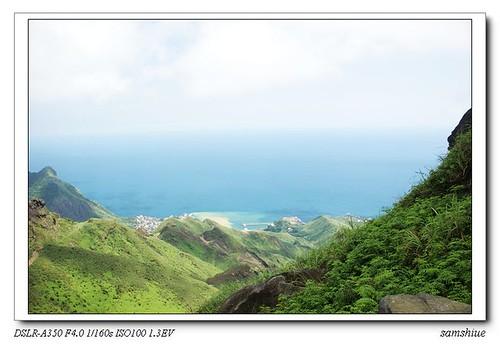 浮生千山: 2008-5-17 瑞芳九份---無耳茶壺山__半平山登山步道 (Teapot-Banping Mountain Hiking Trail)