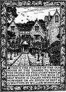 William Morris. Del libro Nowhere.