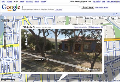 LetterBox-GoogleStreetView