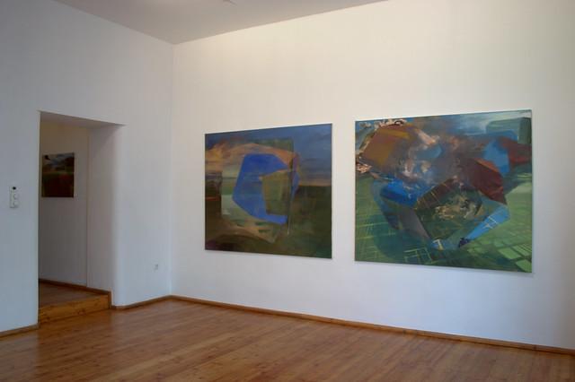 Galerie Heufelder, Flachland, 2008
