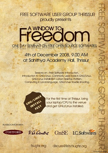Window To Freedom