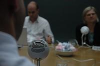 Podcasting internally at work