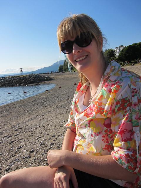 Me @ the Beach