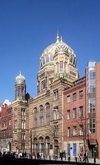 Neue Synagoge Berlin (2005)