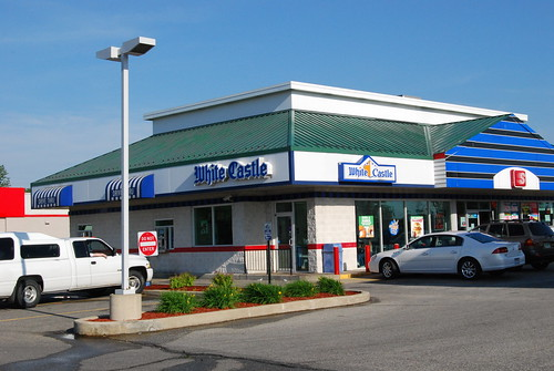 Michigan City's White Castle