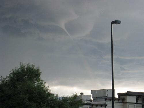 Tornado in Parker Colorado