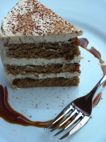 cappuccino chiffon cake
