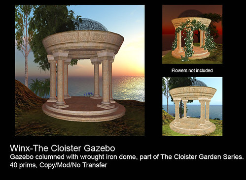 The Cloister Gazebo