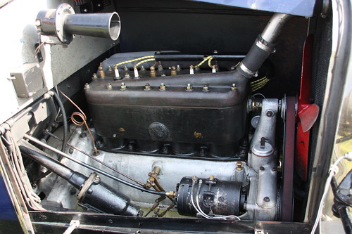 Austin 20 Motor 3,6 ltr