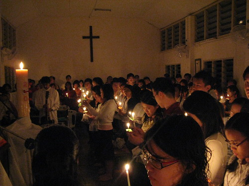 Easter in Candlelights