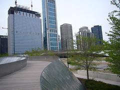 Chicago - artsy bridge