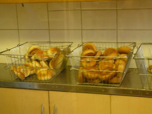 Gryfe's poppy seed bagels
