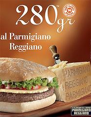 Parmigiano & McDonald's