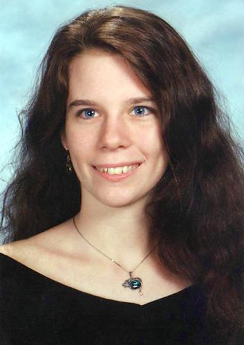 1994 - Carolyn - senior pic