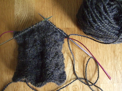 wristwarmer progress