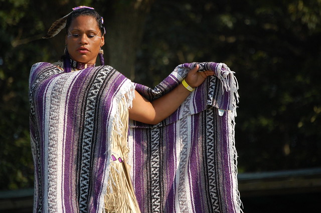 Blanket Dancer