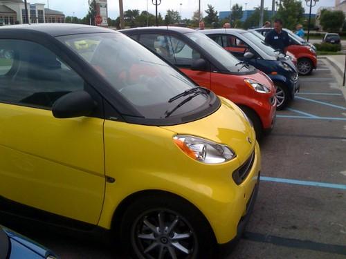 Smart Car Gathering