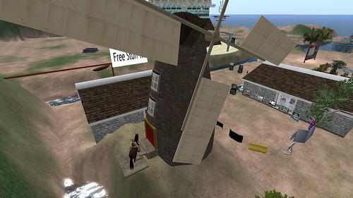 Taber - The Windmill Returns