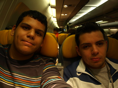 El idiota de Jorge (Venex), y yo.