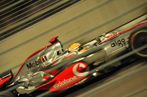 Singapore Grand Prix - Saturday Qualifying