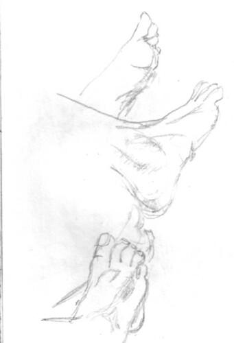 edm23 - Draw your feet
