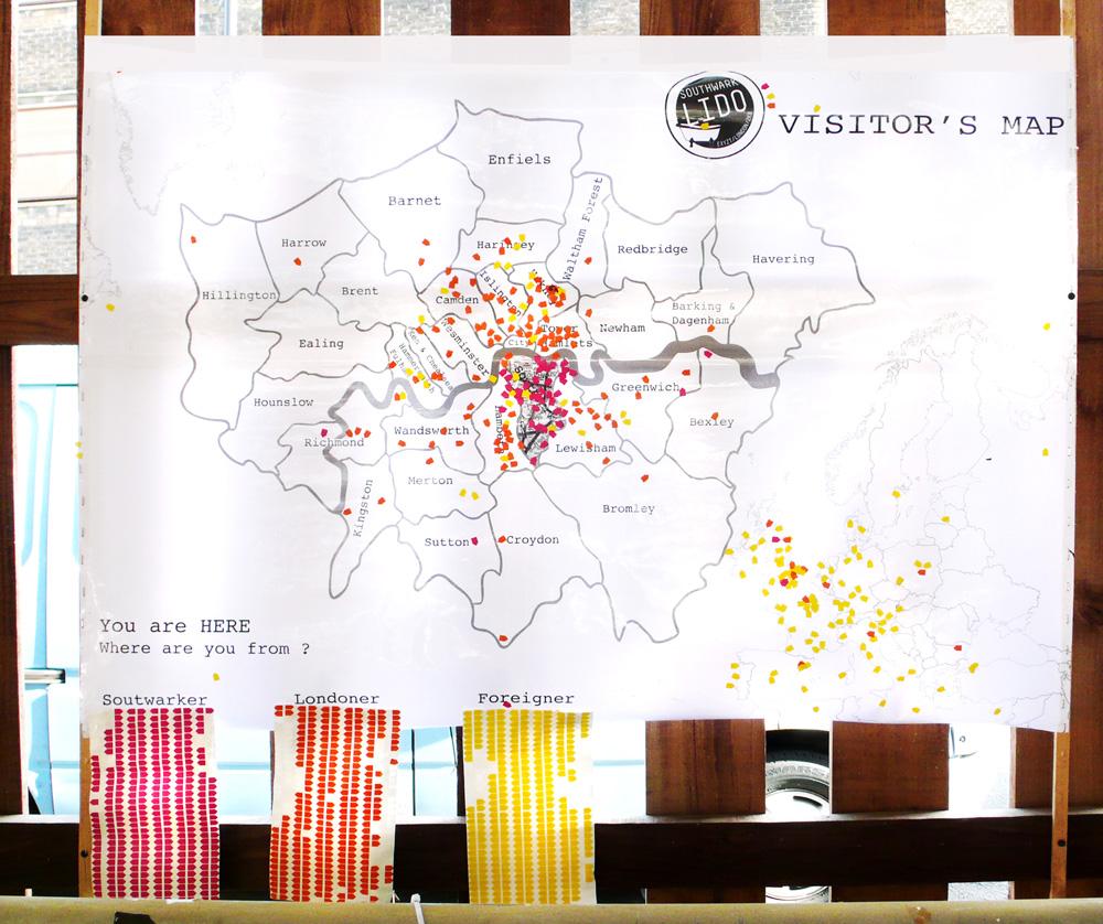 visitors map