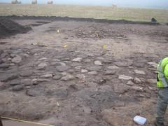 Street House Archaeological Dig