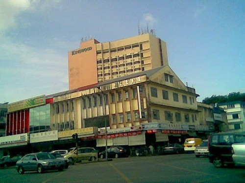 Sibu Kingwood junction