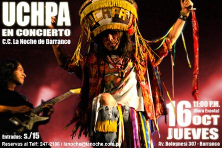 Afiche Uchpa
