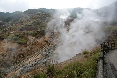Suphur vents